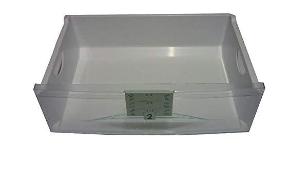 Cajón de almacenamiento superior para frigorífico Liebherr: Amazon ...
