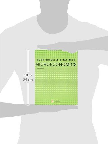 microeconomics amazon co uk hugh gravelle prof ray rees rh amazon co uk