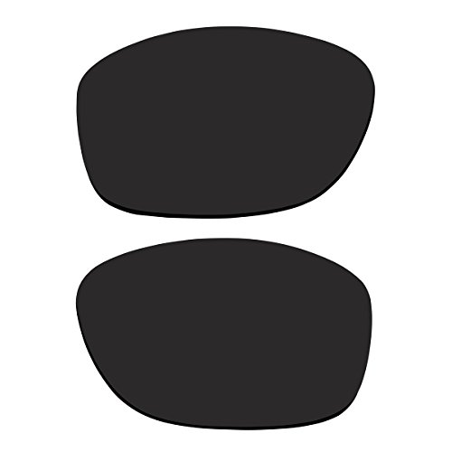 Replacement Black Polarized Lenses for Oakley Pit Bull - Pit Bull Sunglasses