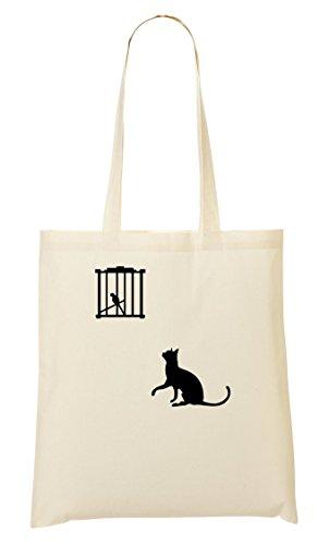 Cach Sac Cat Fourre Bird Provisions Tout Sac Black À at1qw5xtP