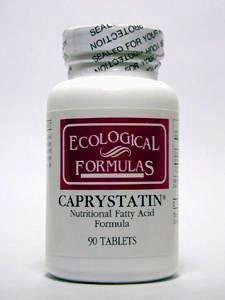 Cardiovasculaires recherche / écologique Caprystatin Formules 90 Tabs