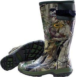 (Grubs Treeline 3.5 AP High Hunting Boots, Men's 10/Women's 11, Realtree AP)