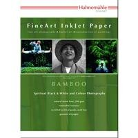 Hahnemuhle Fine Art Bamboo Fiber Natural White, Smooth Warm Tone Inkjet Paper, 290gsm, 8.5x11