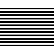 Fanghui Vinyl Background White And Black Stripe Photo Backdrop For Wedding Birthday Party Decoration Backdrops Studio Photography Booth Props 7x5 ft