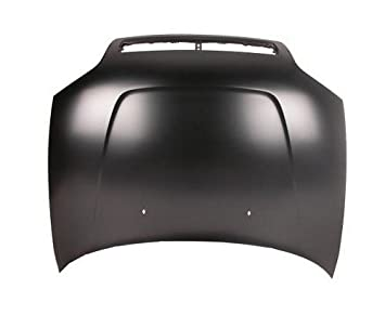 Partslink Number TO1230133 OE Replacement Toyota Tacoma Hood Panel Assembly