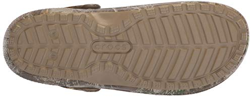 Lined Erwachsene Classic Realtree Unisex Braun crocs Chocolate Edge Clogs qS6wHH