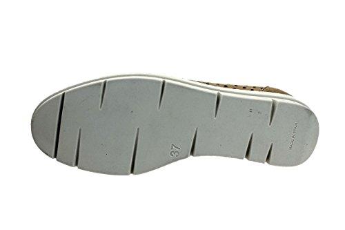 Cosmo comfort Scarpe Piesanto Beig stringate 180623 Scarpe xOT0X