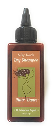 Dry Shampoo Volume Powder 100% Natural & Organic Jumbo size. For Dark Hair and Blonde