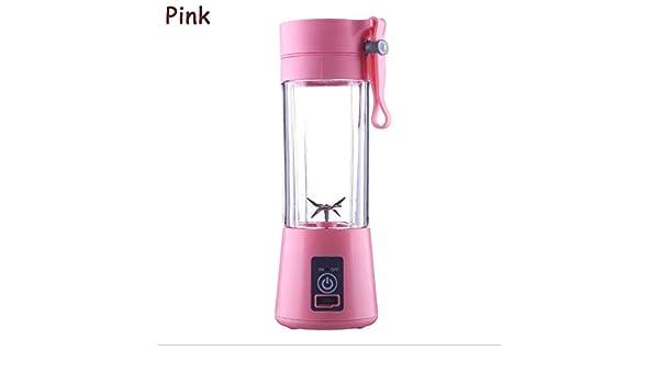 Mezclador de zumo USB extractor de jugo mini máquina, licuadora ...