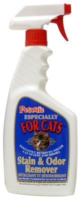 Petastic Especially For Cats Stain and Odor Remover Gallon, My Pet Supplies