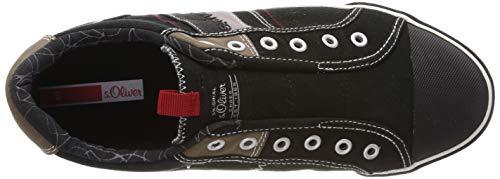 Nero uomo 1 S 001 Sneakers 22 da oliver nero 5 5 14603 rwqWXPFqz8