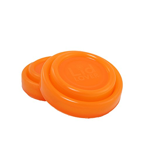 LidLover 3 5 Mini Silicone Orange product image