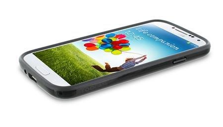 Bluebirds Blue Birds Handmade Samsung Galaxy S4 Black Bumper Hard Plastic Case