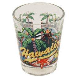 DDI - Hawaii Shot Glass 2.25H X 2'' W 3 View (Cases of 96 items) by DDI