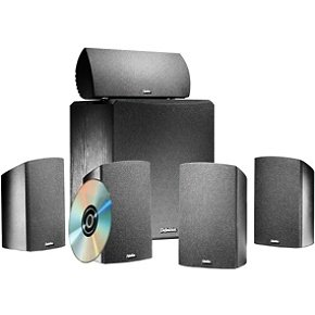 Best of Definitive Technology ProCinema 60.6 5.1 Home Theater System (Black)