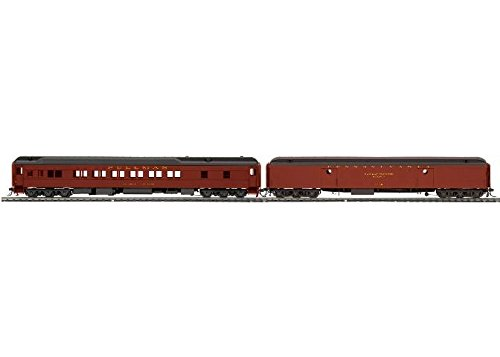 MTH 80-40002 HO Heavyweight Baggage/Sleeper, PRR