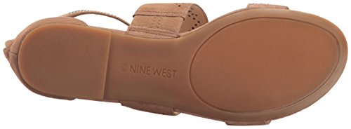 Devar Nine West Sandales Marron Tongs wxq0pfnPxZ