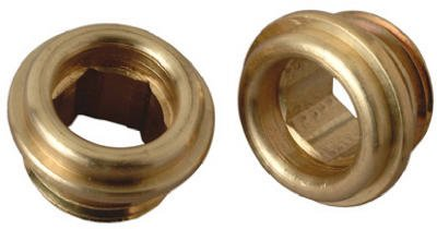 Brass Craft Service Parts SC0775X American Standard 2-Pack 1/2-Inch x 20 Thread Brass Faucet Seat - Quantity 5