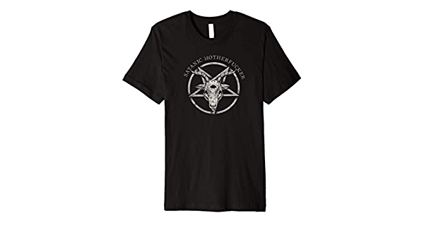 F**k Your God t shirt Atheist Satan Death Black Metal 1burzum varg