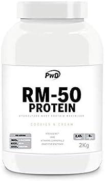 RM-50 Protein (Cookies & Cream)