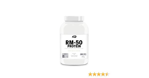 RM-50 Protein 2Kg. (Cookies & Cream)