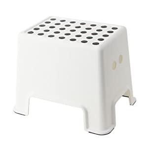 Ikea stool bolmen white 31cm high for Sgabelli ikea bagno