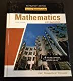 Mathematics with Applications, Margaret L. Lial and Thomas W. Hungerford, 0321646320