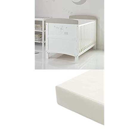 Little Prince Obaby Grace Inspire Cot Bed and Eco Foam Mattress