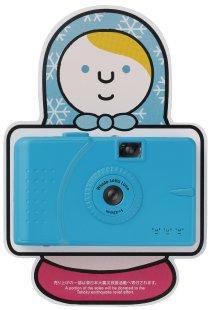 SuperHeadz: Tomodachi MI (Wide Angle Lens) Camera