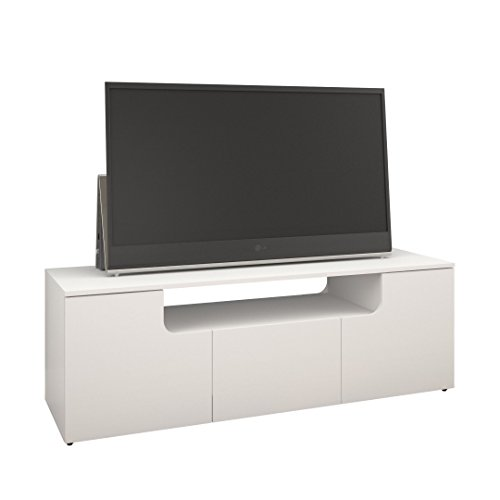 Arobas 600103 60-inch TV Stand from Nexera, White