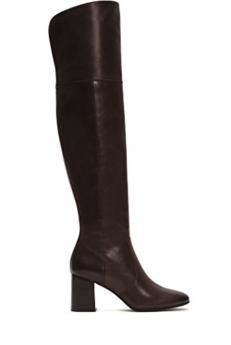 Dark 3475336 Frye Jodi OTK Women's Brown Boot CPC1wHq