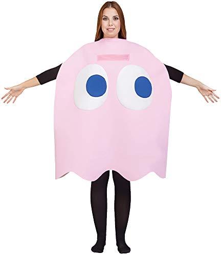 Adult Pac-Man Pinky Costume