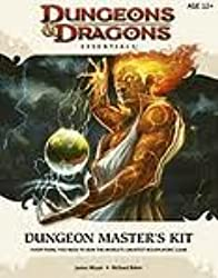 Dungeon Master's Kit: An Essential Dungeons & Dragons Kit 4th (fourth) edition Text Only