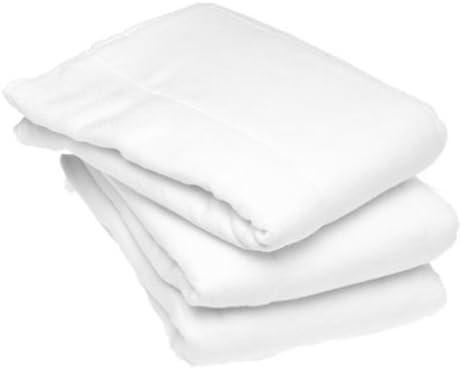 Crianza Natural - 3 pañales plegados algodón grandes: Amazon.es: Bebé