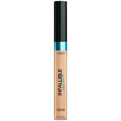L'Oreal Paris Cosmetics Infallible Pro Glow Concealer, Nude