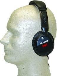 MFJ-392B Headphones for radio communications by MFJ