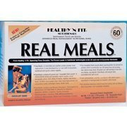 Healthy'N Fit Nutritionals Real Meals Chocolate Shake -- 2.09 lbs