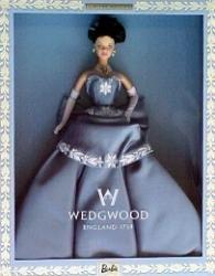 Mattel Wedgwood Barbie Doll 25641