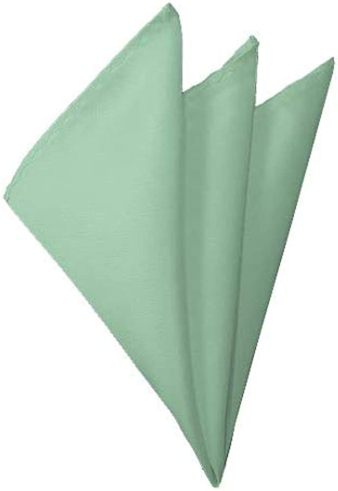 Solid Light Sage Green Handkerchief