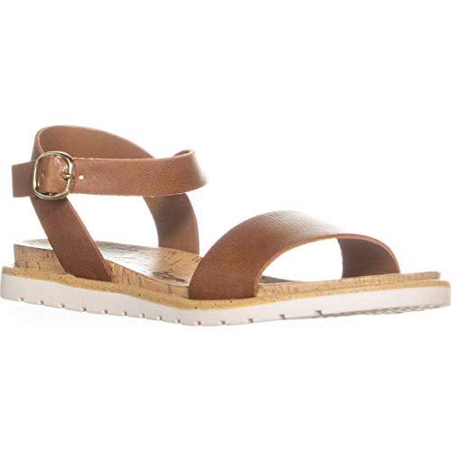 American Rag Womens Mattie Open Toe Casual Slingback Sandals, Natural, Size 9.5
