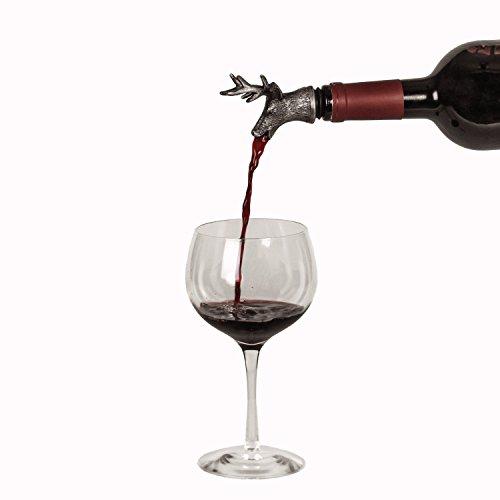 Stainless Steel Wine Aerator & Liquor Pourer (Stainless Steel Pourer)