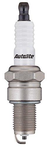 Autolite 66 Copper Resistor Spark Plug, Pack of 1
