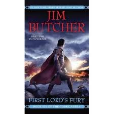 First Lord's Fury (Codex Alera) Publisher: Ace; Reprint edition (First Lord Fury Butcher compare prices)