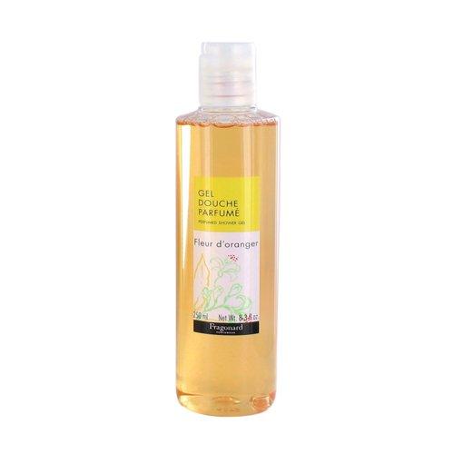Fragonard Parfumeur Shower Gel - Fleur d'Oranger (Orange Blossom), 250 ml