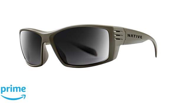 8b4c847f01a Amazon.com  Native Eyewear 199 936 523 Raghorn Sunglasses