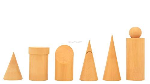 Chess Ebonized (Geometric Minimalist Pattern Seamless Design Chess Pieces in Ebonized Boxwood & Natural Boxwood - 3.4