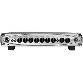 Gallien-Krueger MB 500 500 Watt Bass Amplifier Head