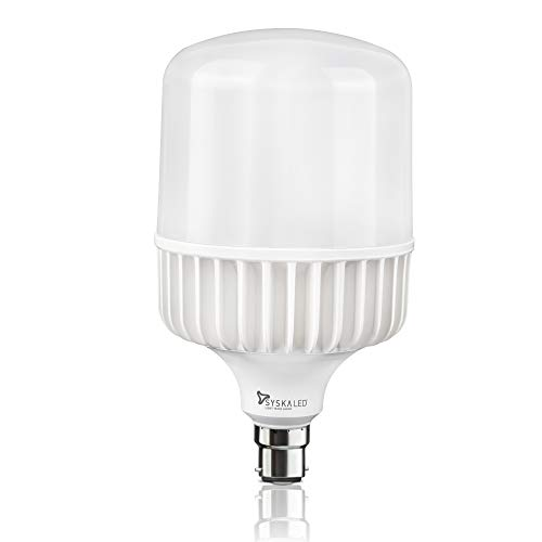 SYSKA 45W B22 LED White Bulb