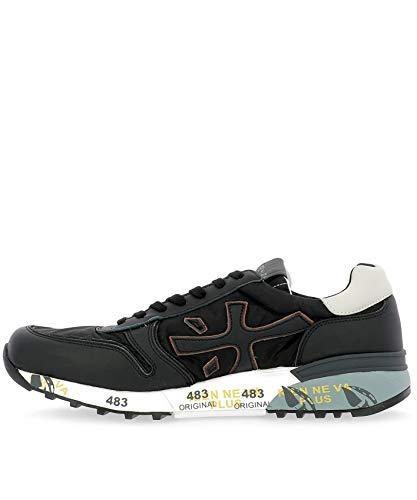 uomo Sneakers Mick3251 tessuto nero in Premiata da qY7wFz