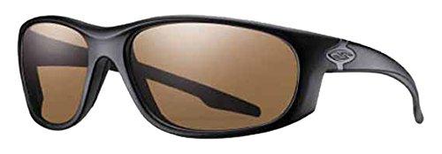 Smith Optics Elite Chamber Tactical Sunglasses with Polarized Brown Lens, - Smith Prescription Sunglasses